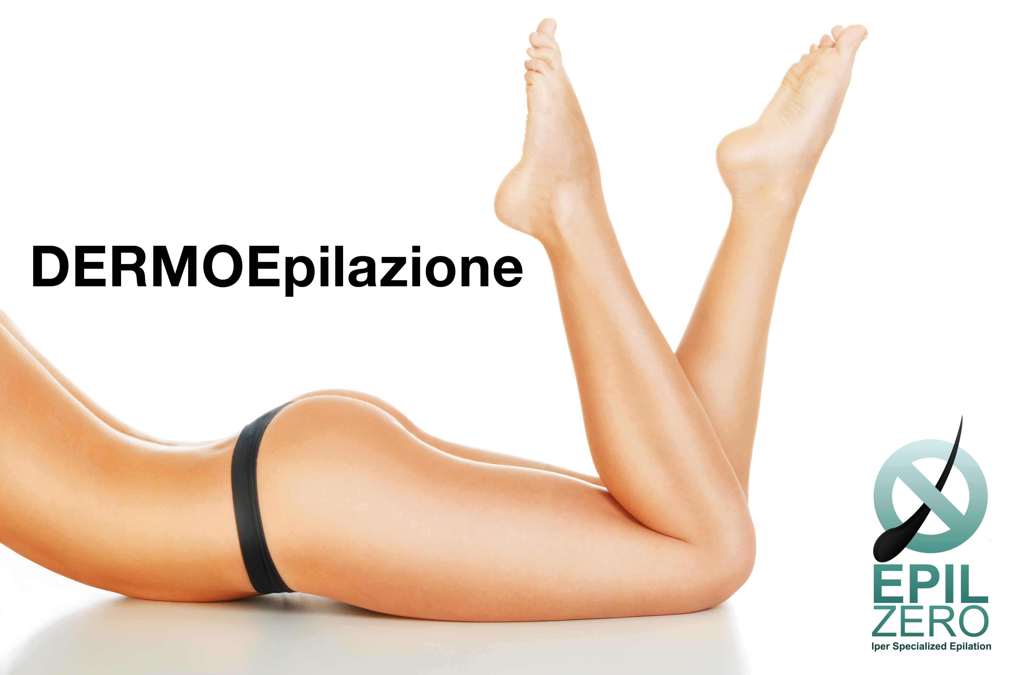 Epilazione permanente Laser Epilzero