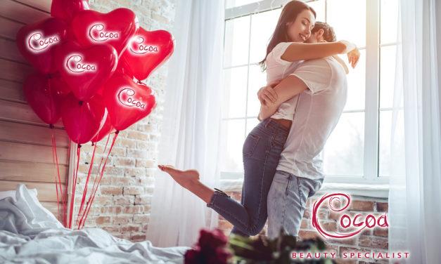 [Il regalo più prezioso per San Valentino è tempo per se  stessa e per sentirsi più bella]
