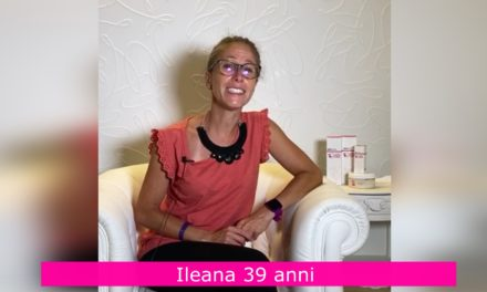 Ileana ha scelto Lisce per Sempre