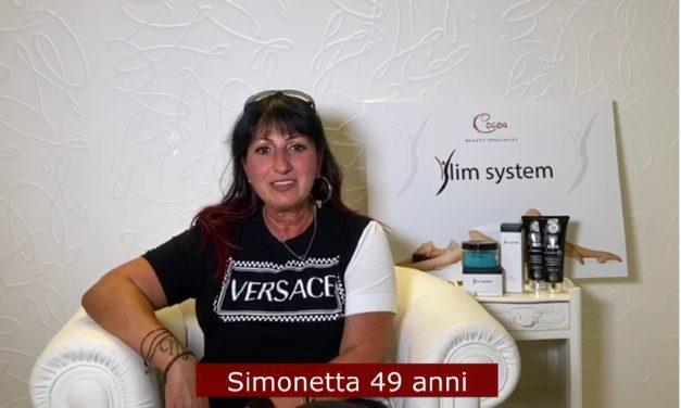 Simonetta consiglia il metodo Slim System
